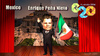 Cartoon: Enrique Pena Nieto Mexico (small) by TwoEyeHead tagged g20,brisbane,australia,mexico,enrique,nieto