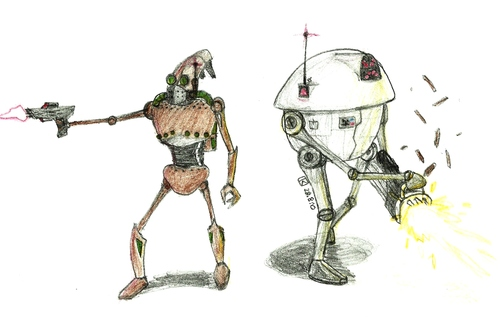 Star Wars Droids Drawing Droid,star,wars,drawing