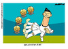 Cartoon: Cristiano Ronaldo (small) by Amorim tagged ballon,dor,cristiano,ronaldo