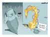 Cartoon: No Labor Day... (small) by Amorim tagged labor,day,first,may,workers
