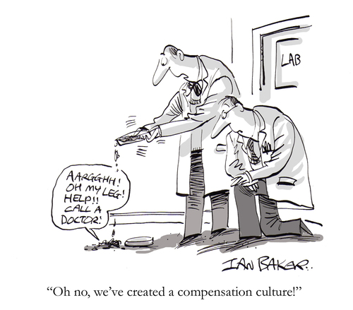 the role of culture in compensation Recovery unit (cru) speak for themselves ('compensation culture  about  nhs finances and the role that claims supposedly play.