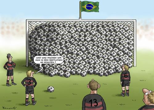 fussball wm brasilien deutschland