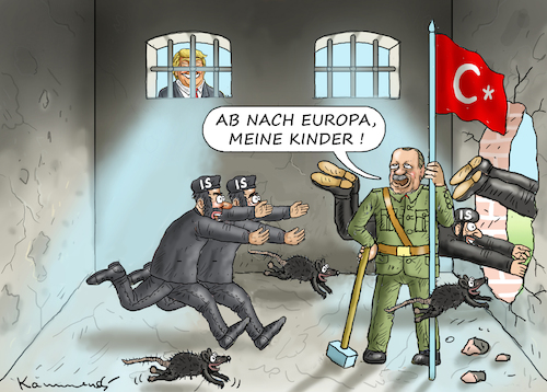 Cartoon: GLÜCKLICHE DESPOTEN (medium) by marian kamensky tagged afrin,kurden,erdogan,syrien,aramenien,genozid,präsidentenwahlen,türkeiwahlen,kurdistan,trump,is,afrin,kurden,erdogan,syrien,aramenien,genozid,präsidentenwahlen,türkeiwahlen,kurdistan,trump,is