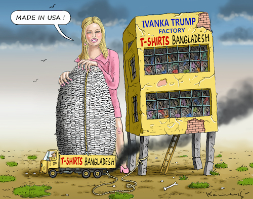 Image result for ivanka trump cartoons
