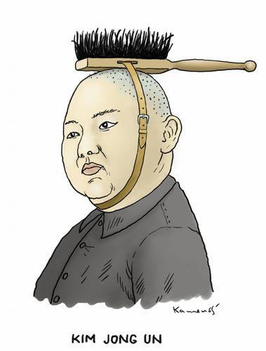 """Résultat de recherche d'images pour """"caricatures Kim Jong-un"""""""