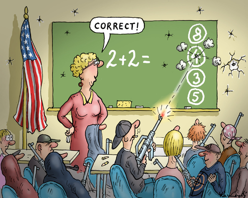 Mathe in Amerika