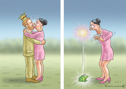 Cartoon: Meghxit (medium) by marian kamensky tagged brexit,theresa,may,england,eu,schottland,weicher,wahlen,boris,johnson,nigel,farage,ostern,seidenstrasse,xi,jinping,referendum,trump,monsanto,bayer,meghan,harry,meghxit,glyphosa,strafzölle,brexit,theresa,may,england,eu,schottland,weicher,wahlen,boris,johnson,nigel,farage,ostern,seidenstrasse,xi,jinping,referendum,trump,monsanto,bayer,meghan,harry,meghxit,glyphosa,strafzölle