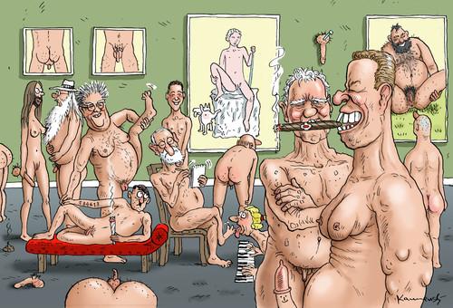 männer nackt fkk
