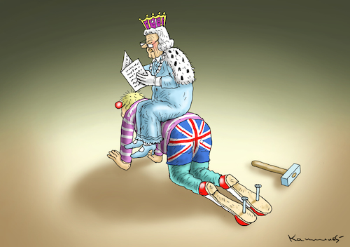 QUEEN S SPEECH