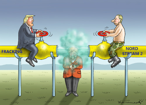 Cartoon: TRUMP VS PUTIN VS MERKEL (medium) by marian kamensky tagged merkel,seehofer,unionskrise,csu,cdu,flüchtlinge,kontrollzentren,für,salvini,defizit,plastiktütenverbot,groko,klimapaket,parteitag,merz,akk,söder,klimagipfel,madrid,nord,stream,putin,trump,vs,merkel,seehofer,unionskrise,csu,cdu,flüchtlinge,kontrollzentren,für,salvini,defizit,plastiktütenverbot,groko,klimapaket,parteitag,merz,akk,söder,klimagipfel,madrid,nord,stream,putin,trump