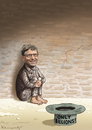 Cartoon: Bill Gates (small) by marian kamensky tagged humor