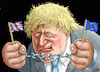 Cartoon: BORIS HAT EIN PROBLEM (small) by marian kamensky tagged brexit,theresa,may,england,eu,schottland,weicher,wahlen,boris,johnson,nigel,farage,ostern,seidenstrasse,xi,jinping,referendum,trump,monsanto,bayer,glyphosa,strafzölle