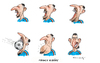Cartoon: Franck Ribery (small) by marian kamensky tagged franck,ribery,fussball,em,spanien