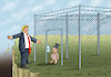 Cartoon: HAPPY TRUMP YEAR 2019 ! (small) by marian kamensky tagged obama,trump,präsidentenwahlen,usa,baba,vanga,republikaner,inauguration,demokraten,wikileaks,faschismus,jamal,khashoggi,shutdown