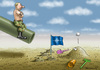 Cartoon: NATO OFFENSIVE (small) by marian kamensky tagged nato,offensive