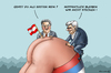 Cartoon: Österreichische Höhlenforscher (small) by marian kamensky tagged vitali,klitsccko,ukraine,janukowitsch,demokratie,gewalt,bürgerkrieg,timoschenko,helmut,schmidt,österreich,gas,putinversteher