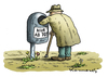 Cartoon: Rente ab 70 (small) by marian kamensky tagged rente,ab,70
