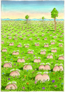 Cartoon: The Spring will come soon! (small) by marian kamensky tagged springtime
