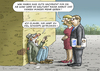 Cartoon: UN SCHNAPSIDEE (small) by marian kamensky tagged un,hunger,armut
