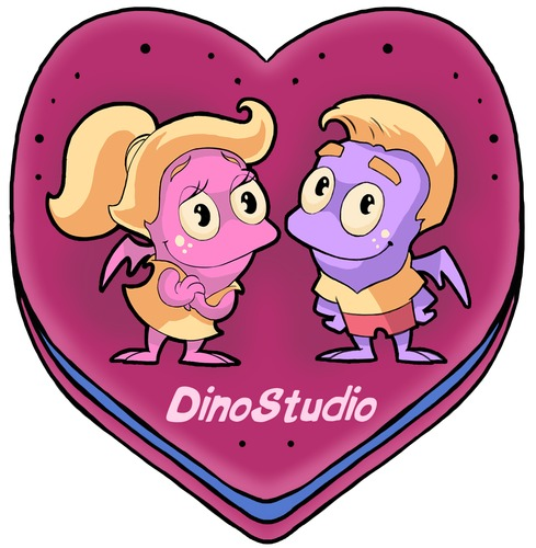 Cartoon: DinoStudio (medium) by DinoStudio tagged dinostudio