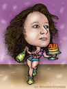 Cartoon: karykatura_6_18 (small) by Krzyskow tagged karykatura