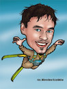 Cartoon: karykatura_8_17 (small) by Krzyskow tagged karykatura