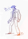 Cartoon: annie are you ok? (small) by sahin tagged annie,are,you,ok,michael,jackson,smooth,criminal,the,king,of,pop,singer,dance,legend,suit