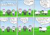 Cartoon: Evaluierung - Mäscot 61 (small) by maescot tagged webcomic,schaf,niedlich,casting