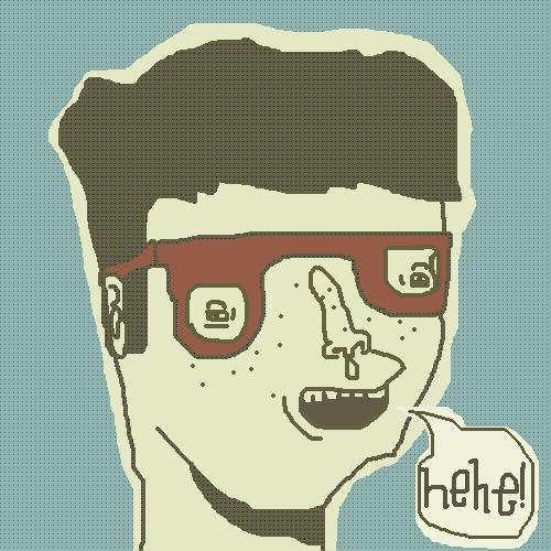 Cartoon: _ (medium) by the_pearpicker tagged ugly,people,glasses