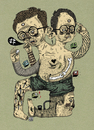 Cartoon: _ (small) by the_pearpicker tagged pearpicker illustration drawing mutation
