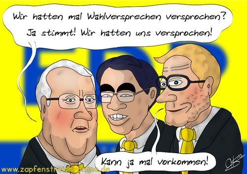 Cartoon fdp wahlversprechen neue version medium by fury tagged