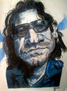 Cartoon: Bono U2 (small) by RoyCaricaturas tagged bono,u2,rock,roll,music,famous,artist