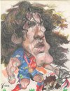 Cartoon: Carles Puyol (small) by RoyCaricaturas tagged caricaturas famosos