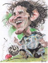 Cartoon: Lionel Messi (small) by RoyCaricaturas tagged messi caricatura deporte
