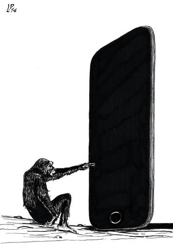 super popular 39232 19fd0 iPhone 6 Space Odyssey By paolo lombardi   Media & Culture Cartoon ...