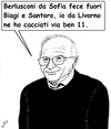Cartoon: Editto Toscano (small) by paolo lombardi tagged italy,satire,caricature