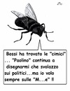 Cartoon: Insetto Spia (small) by paolo lombardi tagged italy,politics,satire