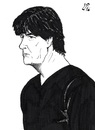 Cartoon: Joachim Low (small) by paolo lombardi tagged germany