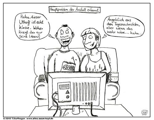Die anstalt by allesausmkopf media culture cartoon for Tagesnachrichten spiegel