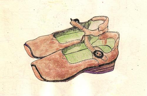 Shoes Cartoons