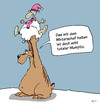 Cartoon: winterschlaf (small) by Mergel tagged kalauer,winterschlaf,schaf,bär,mumpitz