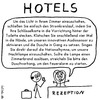 Cartoon: Hotels (small) by islieb tagged hotel,hotels,reisen,urlaub,ferien,technik,ergonomie,humor,strichmännchen,islieb