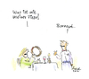 Cartoon: Pizza Burnout (small) by fussel tagged burnout,pizza,stress,angebrannt