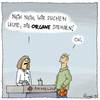 Cartoon: Spendenbereitschaft (small) by fussel tagged orangen,organe,organspenderausweis,organspende,fussel,cartoons
