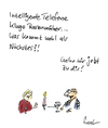 Cartoon: What is next (small) by fussel tagged intelligente,fragen,smartphone,rasenmäher,ehe,frauen,männer,sex,date,schlaftabletten,fussel