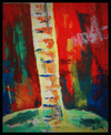 Cartoon: Music (small) by Krinisty tagged music,painting,guitar,abstract,acrylic,krinisty,art,photography