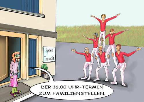 Familienstellen