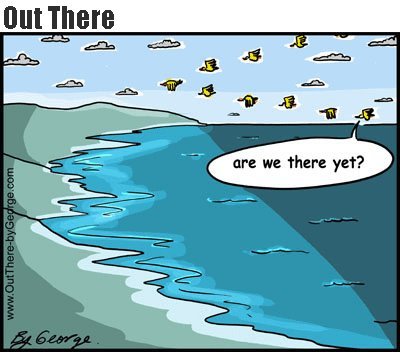 Cartoon: migration (medium) by George tagged migration