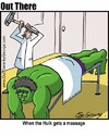 Cartoon: massage (small) by George tagged massage