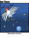 Cartoon: planets (small) by George tagged planets